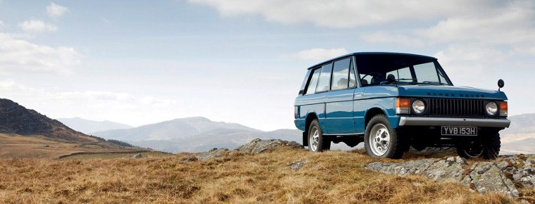 How it all started with the Range Rover Velar!