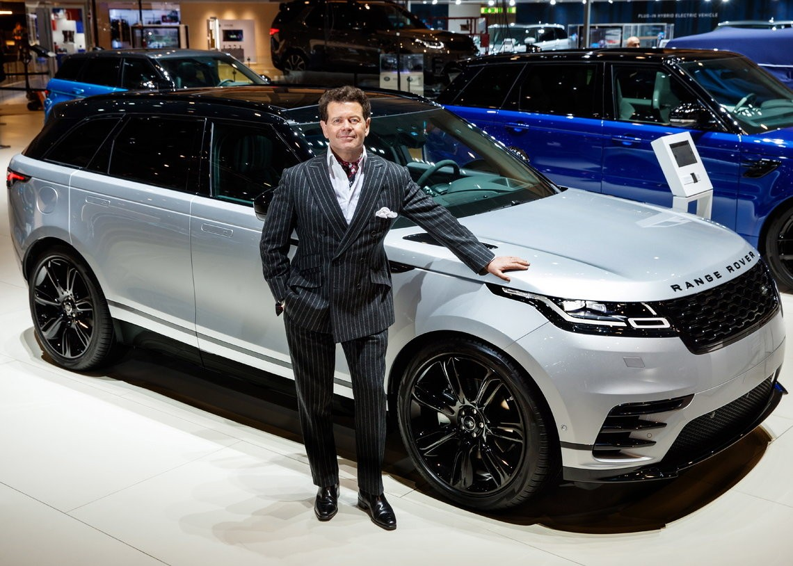 Range Rover Velar shortlisted for two prizes at the 2018 World Car Awards.
