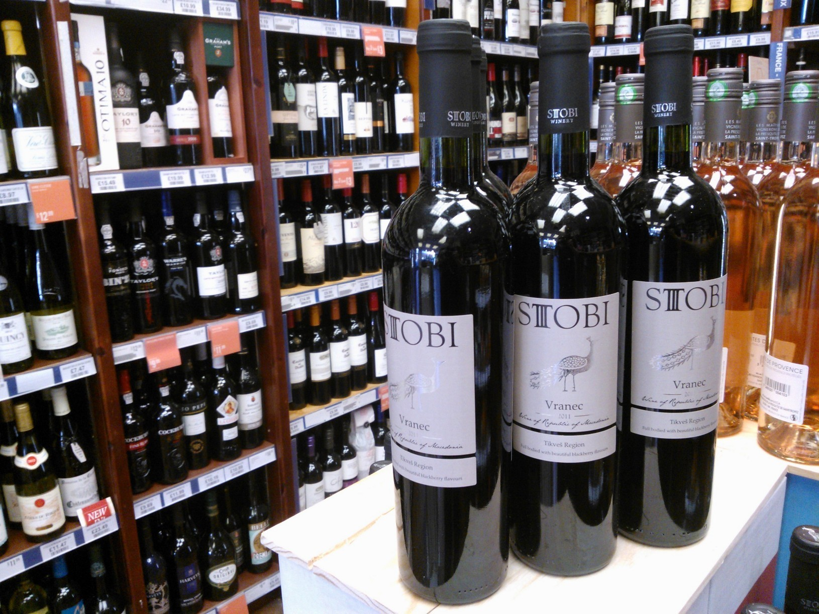 Good News - Over a Quarter of Wine Drinkers Would Pay More than £10 per Bottle