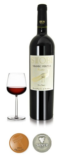 Great Reviews on Vivino for Stobi Wines!