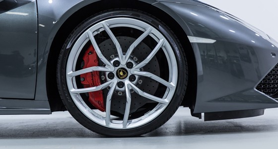 Lamborghini Huracan Spyder alloys