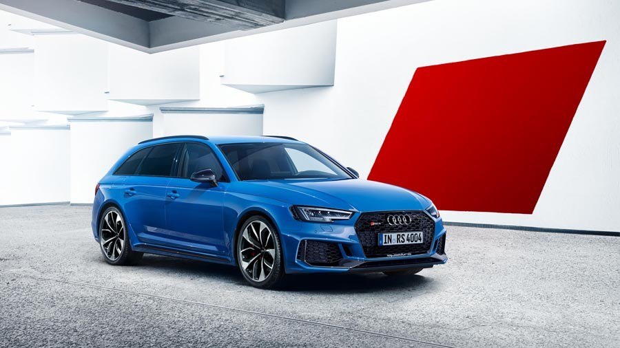 The New Audi RS 4 Avant Revealed