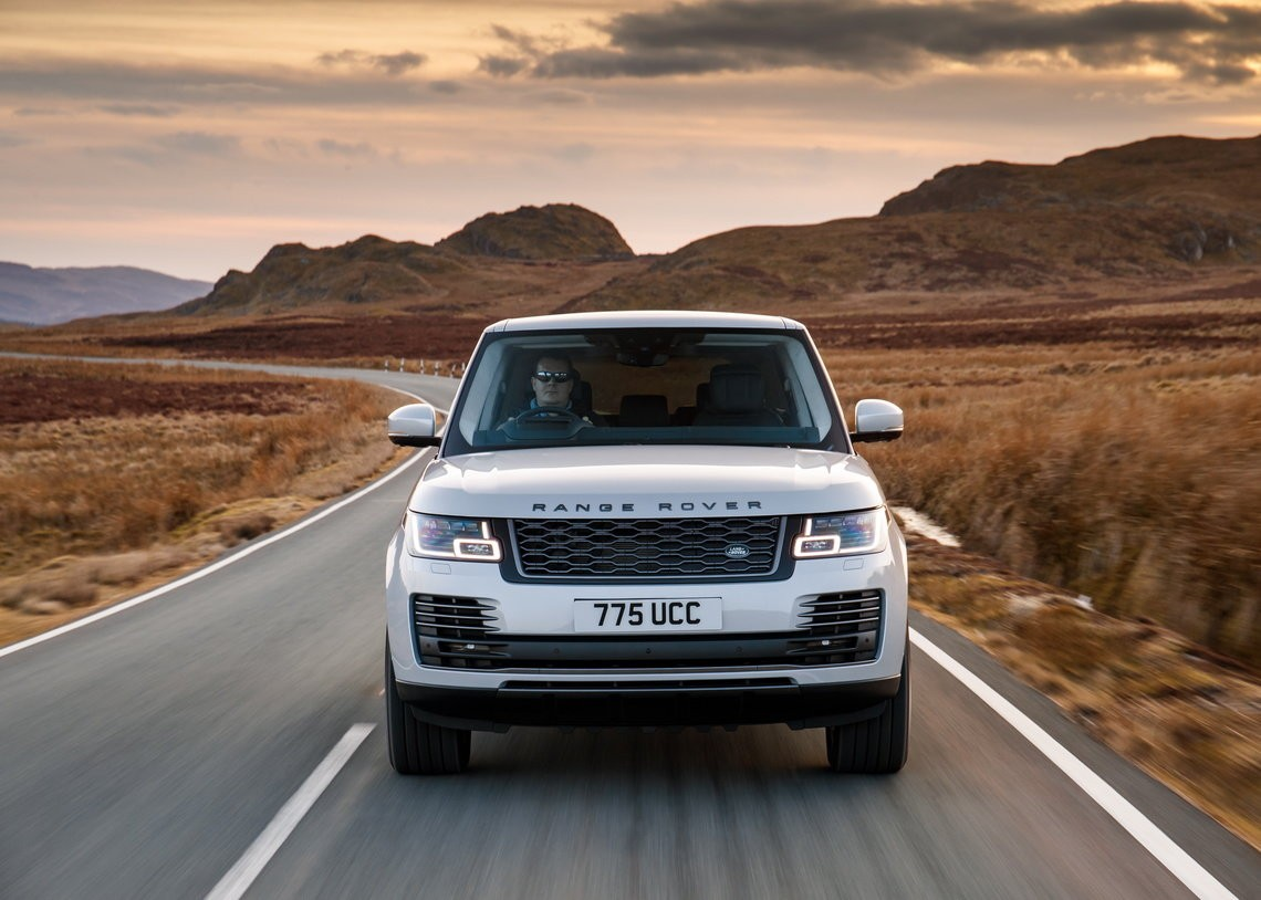 Refined Luxury by Range Rover