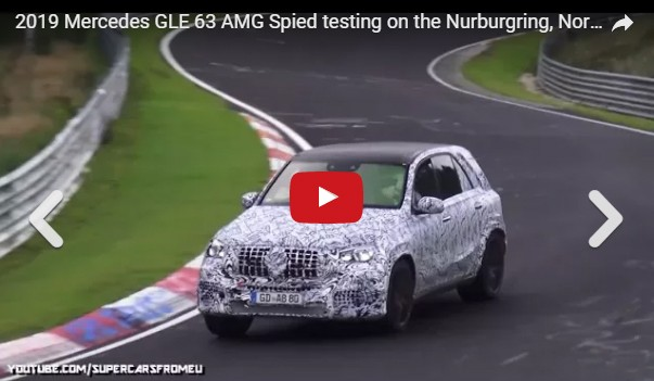 Revealing the 2020 Mercedes-AMG GLE63