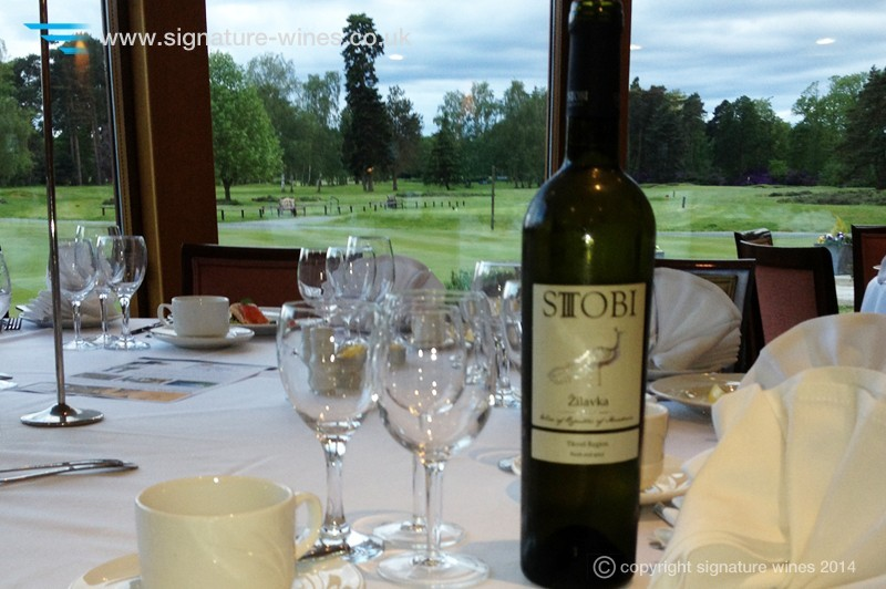 Stobi Wine Tasting Event