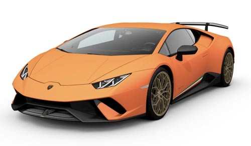 Lamborghini Huracán Performante is the 2018 Robb Report 'Car of the Year'