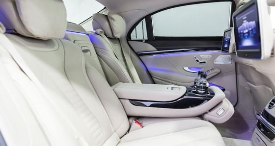 Mercedes S Class S500 AMG LWB Hybrid