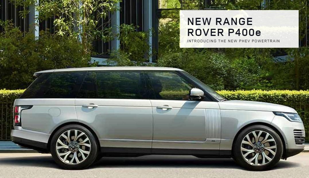 2018 New Range Rover