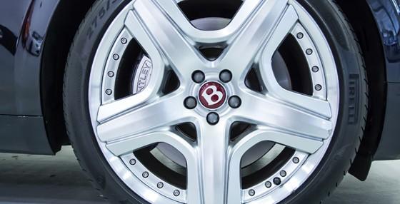 bentley flying spur alloy wheels