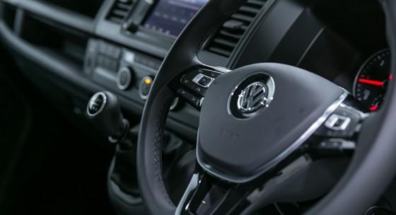 vw transporter steering wheel