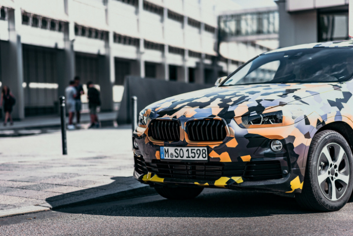 Coming soon to BMW, the X2