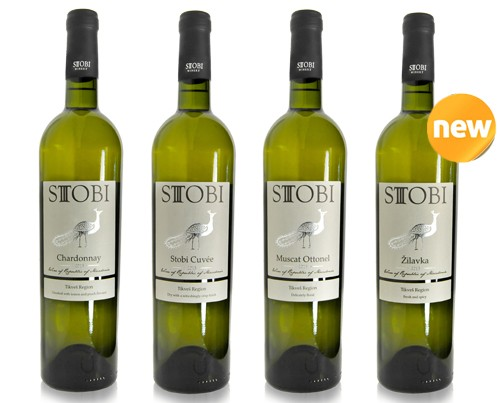 Get ready for summer with Stobi's new range of white wines, coming soon