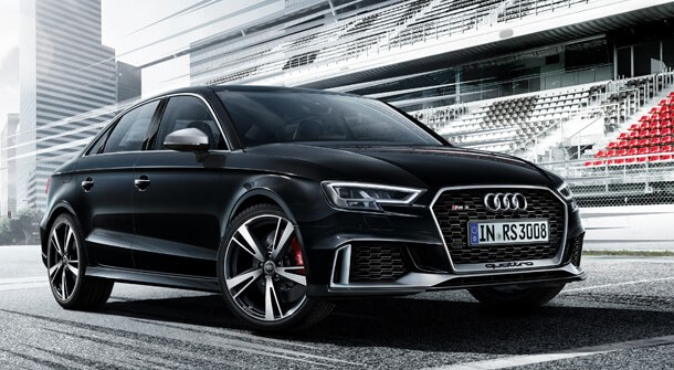 Presenting the New Audi RS 3 Saloon