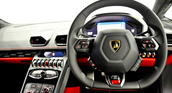lamborghini steering wheel
