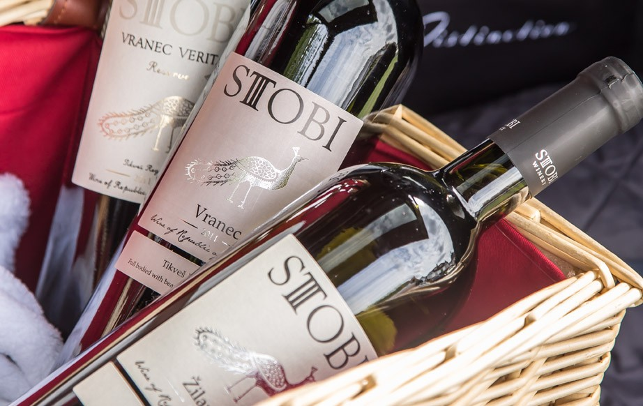 Celebrate Father's Day with our Stobi Vranec – whatever the weather!