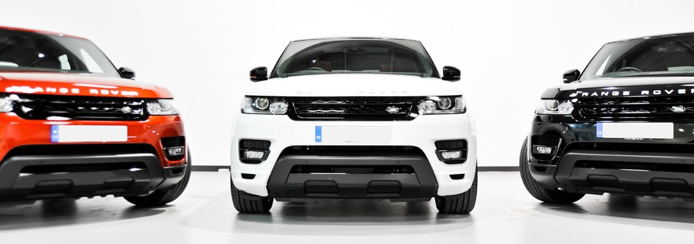 Welcome to Range Rover Hire London