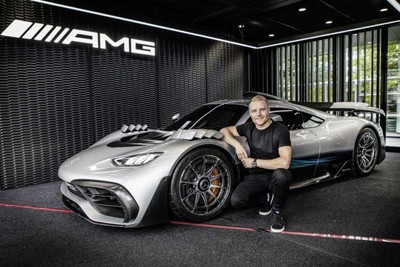 Name released : The Mercedes-AMG One