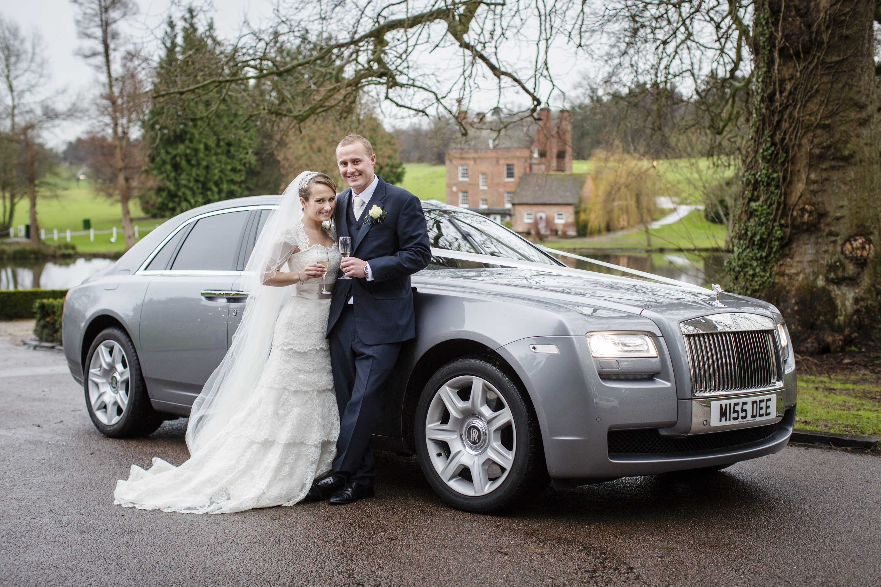 Introducing Signature Wedding Car Hire