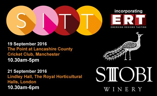 Stobi to show new vintage and new wines at SITT London / Manchester 2016