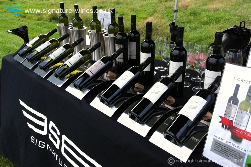Signature Wines Wine Tasting Events