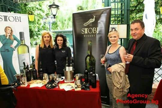 Stobi Wines Wins Awards Again