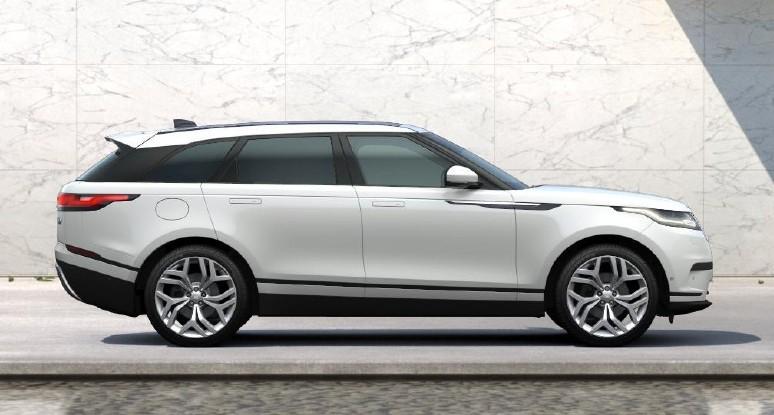 The New Range Rover Velar on Order