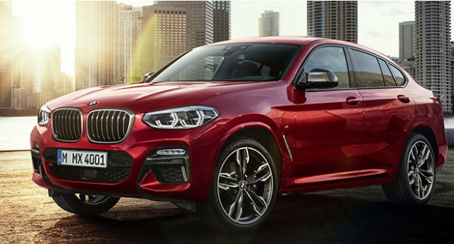 Introducing the brand new BMW X4