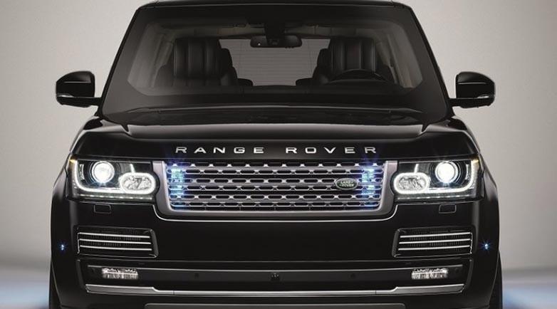 Range Rover Sentinel Luxury Armoured SUV