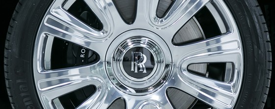 rolls royce dawn alloys