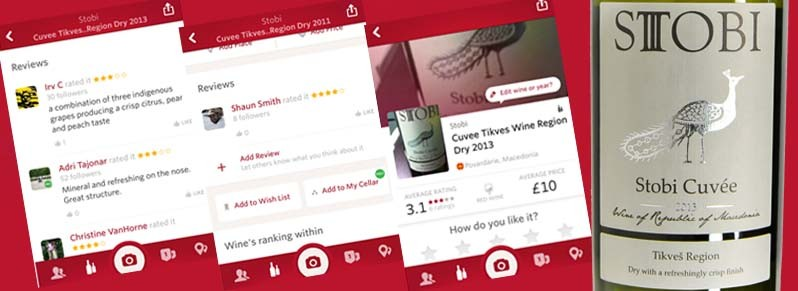 Wine purchasing made easy with Vivino