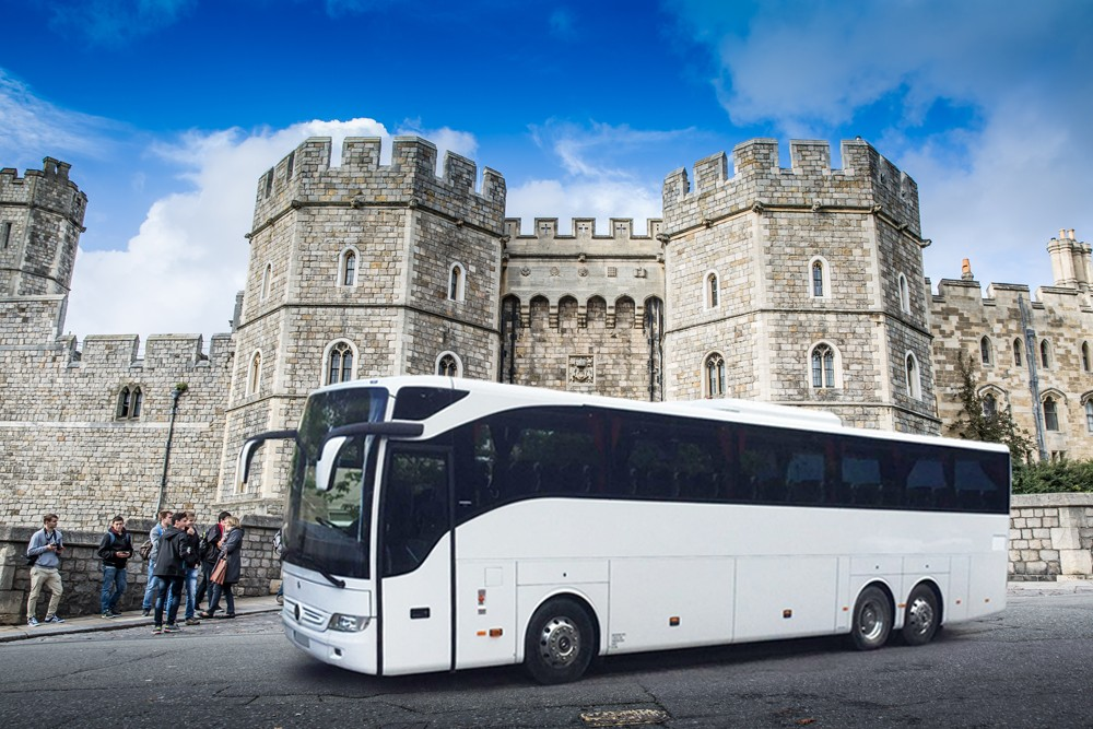 We Provide an Excellent Coach Hire Service in the UK