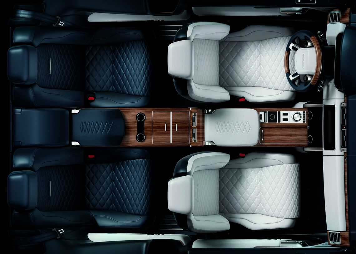 Introducing the New Range Rover Sv Coupé