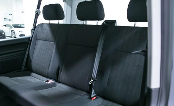 vw transprter seats
