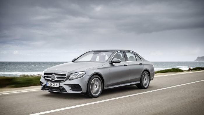 Intuitive understanding from the Mercedes E Class