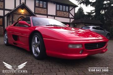 Ferrari 355  GTS F1