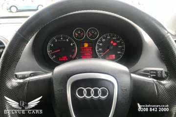 Audi A3 Sportsback 3.2 Q SP