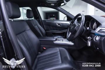 Mercedes - Benz E220 CDI Blutec