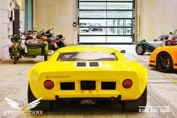 Sbarro Ford GT40