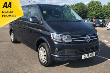 VW Transporter TDI Bluemotion Tech