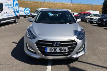 Hyundai I30 SE Nav Blue Drive CRDI S-A