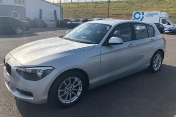 BMW 116D Efficientdynamics