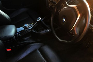 BMW 116D EfficientDynamics B-NESS