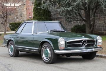 Mercedes-Benz 280 SL 1967