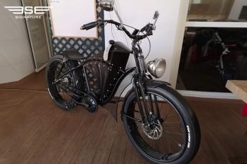 Honda Electric Bike Custom