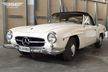 Mercedes 190SL 1957 LHD