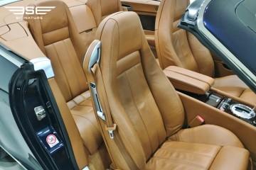 LHD Bentley GTC Convertible V12