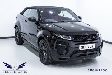 Range Rover Evoque Convertible Dynamic LUX.