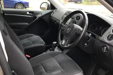 VW Tiguan SE TDI Blue Tech 4M S-A