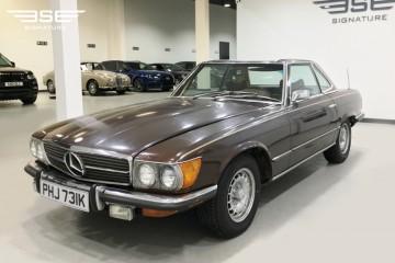 Mercedes-Benz SL 450 (1972)
