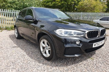 BMW X5 XDrive 30d M Sport Auto